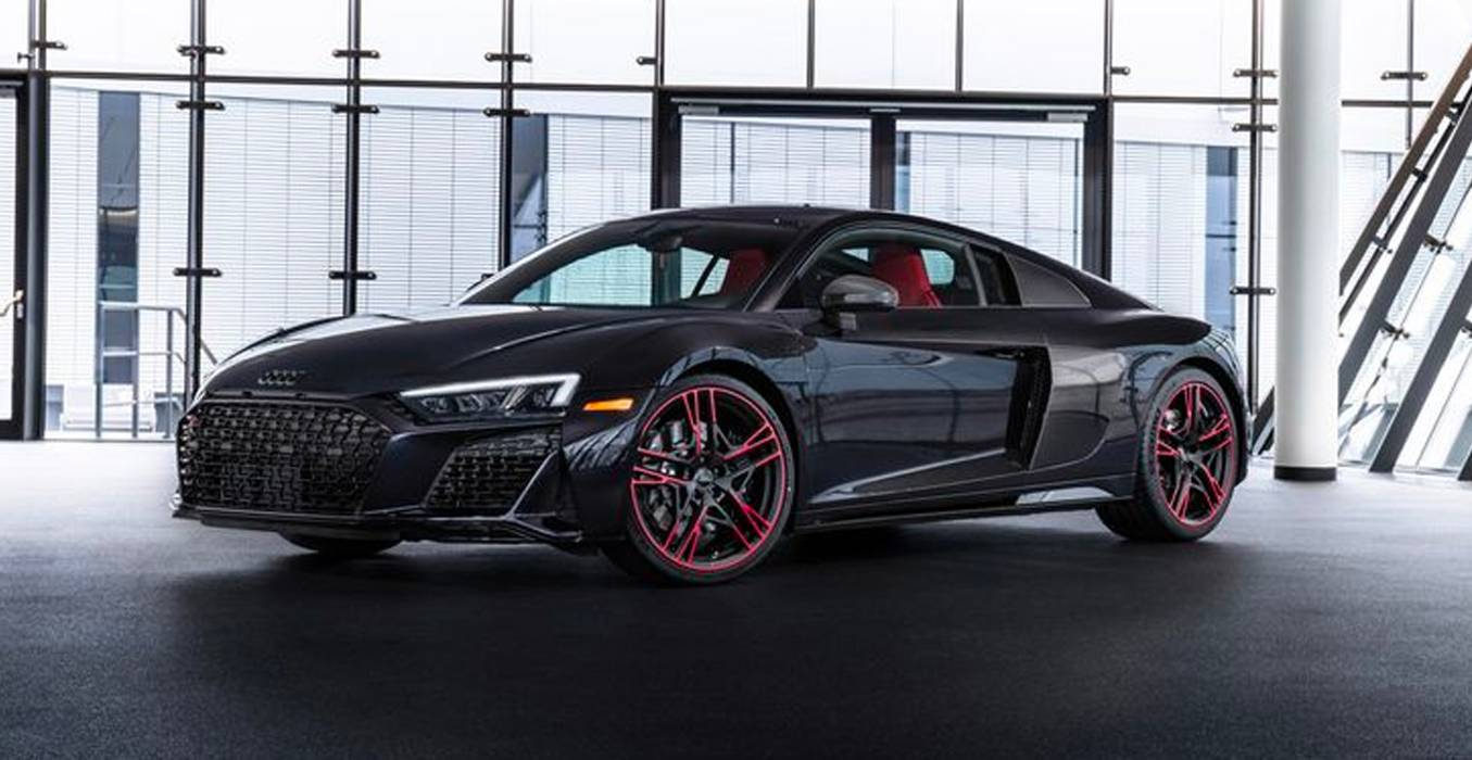 The Audi R8 Will Have A 2021 Panther Edition Unilad
