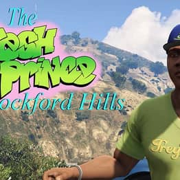This Legend Has Recreated the 'Fresh Prince' Intro In GTA V