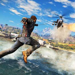 The Just Cause 3 Interactive Trailer Is Pretty Awesome