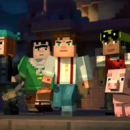 Telltale Games Reveal Controversial New Trailer For Minecraft: Story Mode