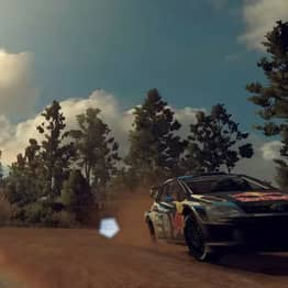 World Rally Championship 5 Has It's First Gameplay Footage