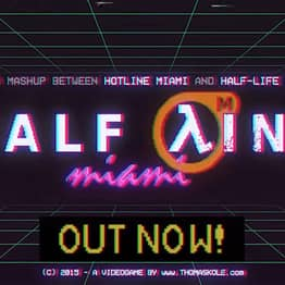 This Half-Life/ Hotline Miami Mashup Might Be The Best Thing Ever