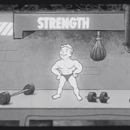 Fallout 4 'Educational Video' Shows Importance Of The Strength Attribute