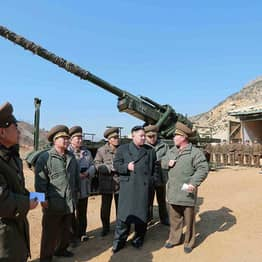 New Report Shows Just How Much Heat North Korea Is Packing