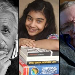 Girl, 12, Aces Mensa IQ Test, Beats Scores Of Einstein And Hawking