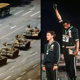 Ten Powerful Images That Shook The World