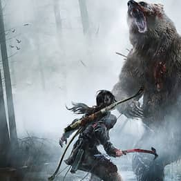 New Rise Of The Tomb Raider Trailer Shows Off Intense Gameplay