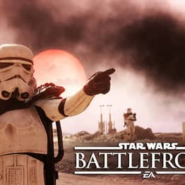 The Star Wars Battlefront Gameplay Launch Trailer Has Finally Landed