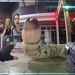 Interactive First Person Shooter Streamed Live On Chatroulette Looks So Cool