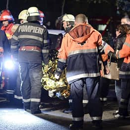 At Least 27 Dead And 180 Injured In Romanian Halloween Nightclub Explosion