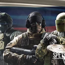 Rainbow Six Siege Officially Goes Gold, New Spetznaz Operator Trailer Released