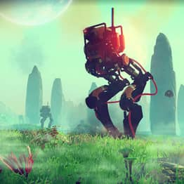 No Man's Sky Gets Breathtaking New Trailer And Release Date