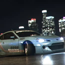 Need For Speed's Launch Trailer Drifts Into View, Is Completely Badass