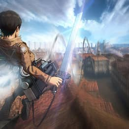 Another Attack On Titan Gameplay Trailer Has Released Alongside Screenshots