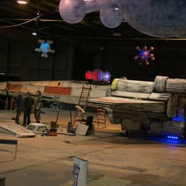 We Got An Exclusive Look Inside The UK's Biggest Star Wars Convention