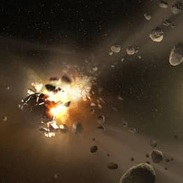 NASA Have A Plan To Save Us All From Asteroids