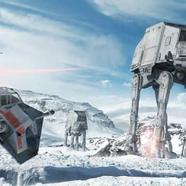Star Wars Battlefront Announcement Teased With Picture Of Hoth