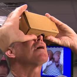 Amazing New Virtual Reality Technology Could Save Children's Lives