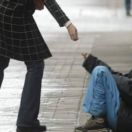 How One Woman's Kindness Saved A Homeless Man's Life