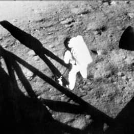 Scientist Claims He's Developed Formula 'Proving' Moon Landings Weren't Faked