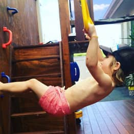 Meet The Three-Year-Old Who's Already More Ripped Than You