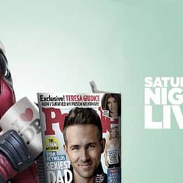 Deadpool Fires Shots At Kanye As He Explains Why He Won't Host SNL