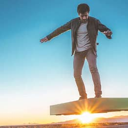 Real Hoverboards, That Actually Fly, Being Released This Year