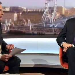 Jeremy Hunt Squirms On Live TV Under Pressure From Junior Doctors