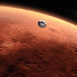 NASA May Have Found A Way To Get To Mars In 30 Minutes