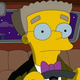 Simpsons' Writer Explains Touching Reason Smithers Finally Came Out