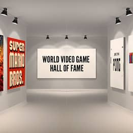 2016's Videogame Hall Of Fame Winners Announced