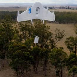 Google's Delivery Drone Testing Gets The Green Light In The US
