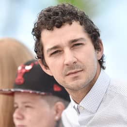 Shia LaBeouf Reveals Two New Tattoos And They Are Peak Shia