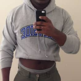 Men Everywhere Are Stealing Their Girlfriends' Hoodies In The Name Of Equality