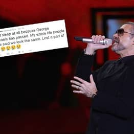 Reality TV Star Slammed For Claiming He Looks Like George Michael In Weird Tribute
