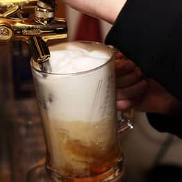 Here's Why Pint Prices Are About To Skyrocket