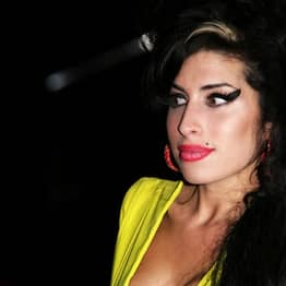 There's A Touching Story Behind One Of Amy Winehouse's Most Iconic Tattoos