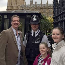 Tourist Family's Touching Keith Palmer Tribute Confirms His Heroic Dedication
