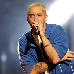 Slim Shady Teases Surprise To Mark The 15th Anniversary Of The Eminem Show