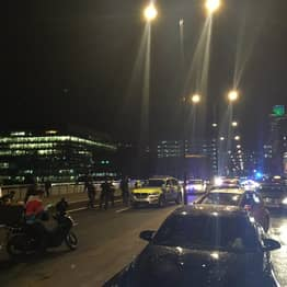 London Bridge On Lockdown As Police Attend To 'Serious Incident'
