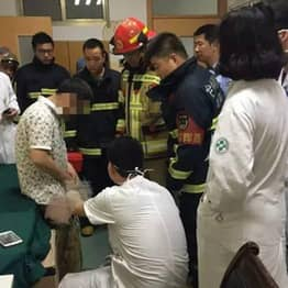 Man Gets Penis Stuck In Wrench, Has To Call Fire Brigade To Help