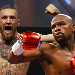 Mayweather Shocks McGregor By Giving In To His One Demand
