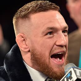 McGregor 'Uses Illegal Move' In Latest Round Of Boxing Training Pictures