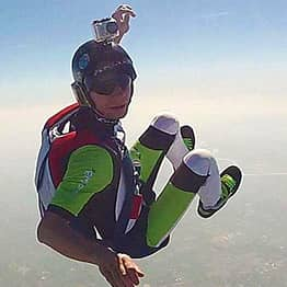Skydiver Makes Chilling Call To Wife Before Jumping To His Death