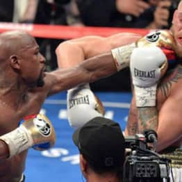 Conor McGregor Handed Two-Month Fight Ban After Mayweather Defeat