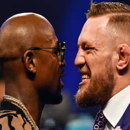 Conor McGregor Responds To Floyd Mayweather Accepting His One Demand