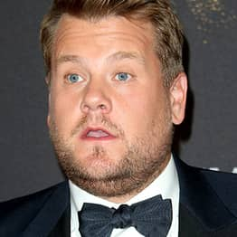 What James Corden Was Caught Doing Backstage At Emmys Is Shocking