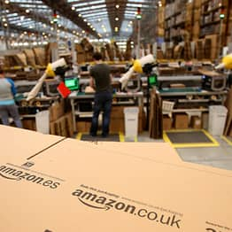 Amazon Workers Complain About Shocking Conditions In Warehouse