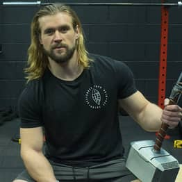 Personal Trainer Inspired By Thor Uses Fitness To Fight Cystic Fibrosis