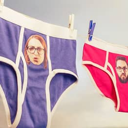 You Can Now Get Pants With Your Best Friend's Face On